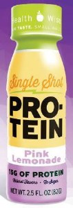 Single Shot PRO-TEIN Pink Lem
