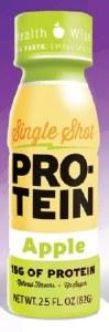 Single Shot PRO-TEIN Apple