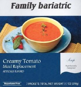 Soup Creamy Tomato