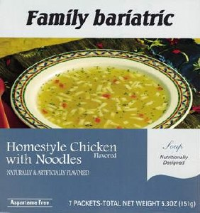 Soup Homestyle Chicken/Noodles