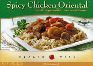 HW Spicy Chicken Oriental