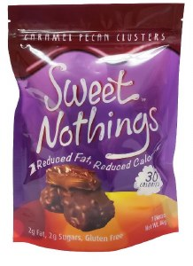 Sweet Nothings Pecan Clusters