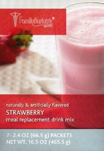 VHP Strawberry Meal Replace.