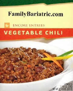 Soup Vegetable Chili HW