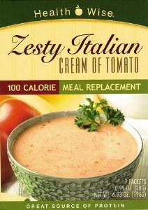 Soup Zesty Italian Tomato HW