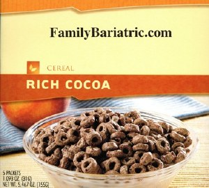 HW Cereal Rich Cocoa