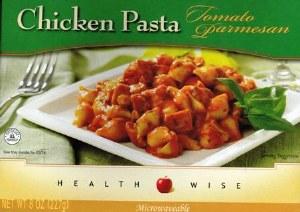 HW Chicken Pasta Parmesan