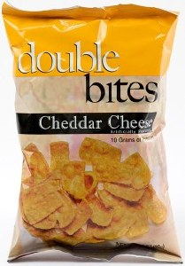 Double Bites Cheddar Cheese