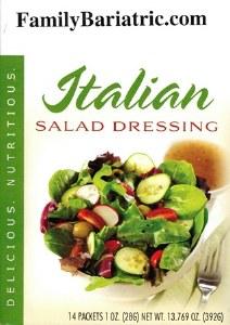 Salad Dressing Italian HW