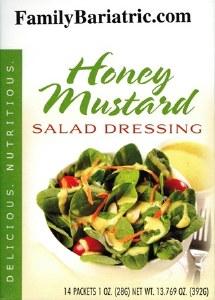 Salad Dressing Honey Mustard