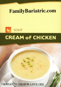 Soup Cream of Chicken HW