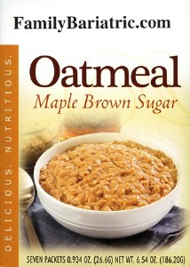 Oatmeal Maple Brown Sugar HW