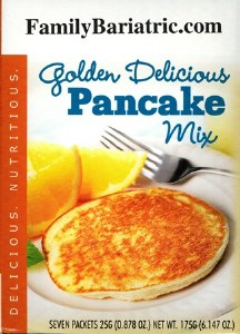 Pancake Top Stack HW