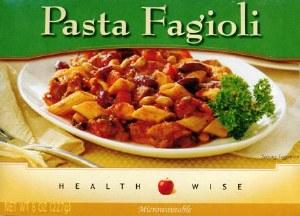 HW Pasta Fagioli