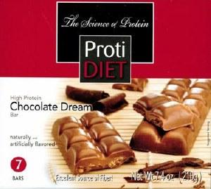 PD Bar Chocolate Dream