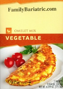 HW Vegetable Omelet Mix