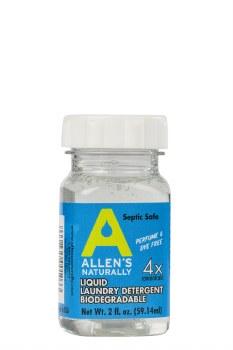 Allen's Sample Liquid Laundry