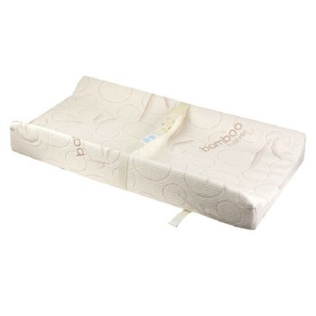 Bamboo Contoured Changing Pad