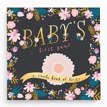 Golden Blossom Memory Book