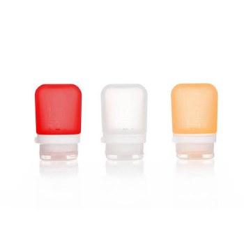 GoToob+ Small 3k Clear/Red/Orange