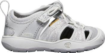Moxie Sandal Tot Silver 5T