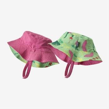 Baby Sun Bucket Hat Bud 3m