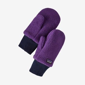 Pita Pocket Mittens Purple 12m