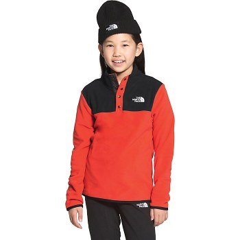 Youth Glacier 1/4 Snap Pullover Flare XXS