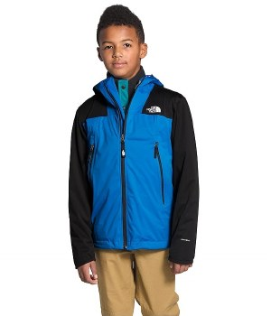 Youth Freestyle Jacket Blue XXS