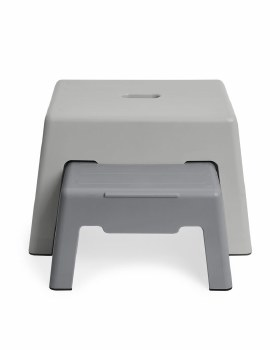 Double-Up Step Stool
