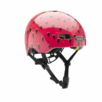 Baby Nutty Helmet Very Berry with MIPS
