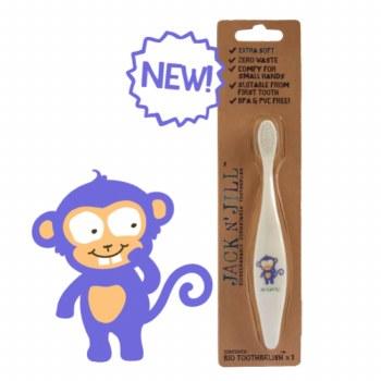 Bio Toothbrush Monkey