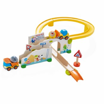 Play Track Construction Site