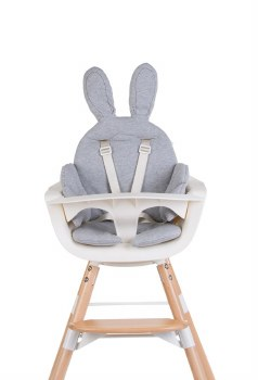 Evolu Cushion Rabbit Grey