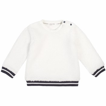 Alpine White Sweatshirt 4