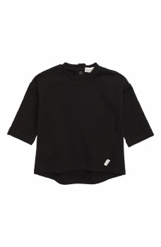 Baby Tunic Black 12m