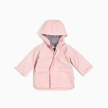 Raincoat Light Pink 7