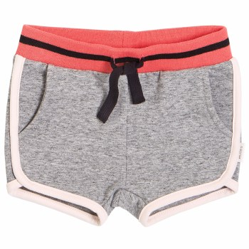 Club Shorts Grey 2