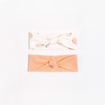 Peaches Headbands 6-12m