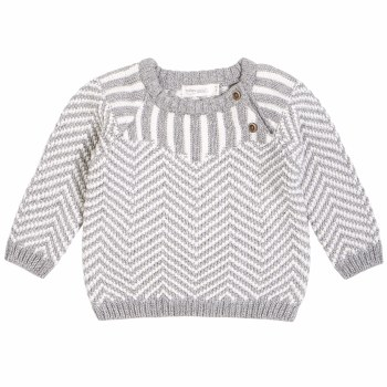 Winter Knit Sweater 3-6m