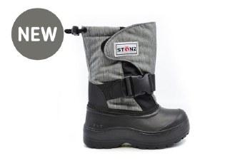 Trek Boots Heather Grey 2Y