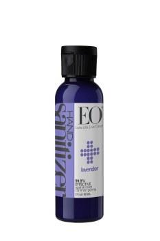 EO Hand Sanitizer Lavender 2oz