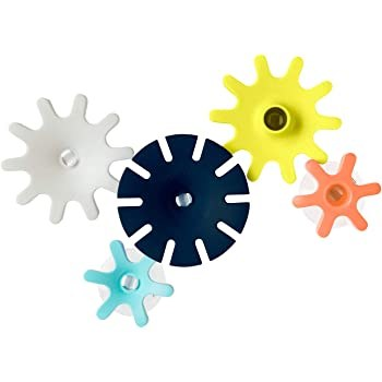 Cogs Bath Toy Navy