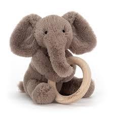 Shooshu Elephant Ring Toy