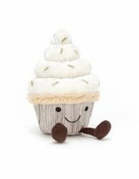 Frosty Cutie Cupcake