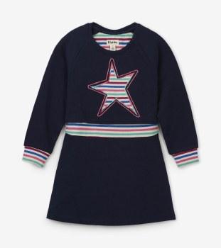 Rainbow Star Dress 5