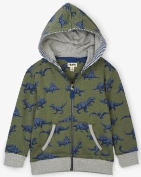 Zip Hoodie Dino 2