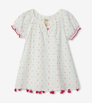 Swiss Dot Dress 2T