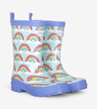 Rain Boots Magic Rainbows 3Y