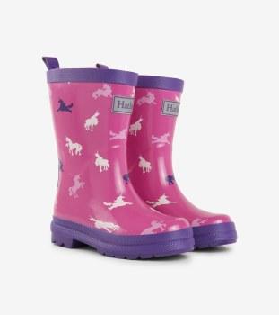 Rain Boots Unicorns 6T